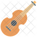 Guitar Musical Instrumental Icon