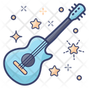 Guitar Musical Instrument String Guitar Icon
