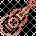 Guitar Music Classic Icon