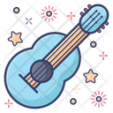 Guitar Musical Instrument Acoustic Icon
