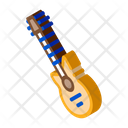 Guitar Dad Father Icon