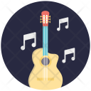 Guitar Music Instrument Icon