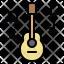 Guitar Sound Note Icon