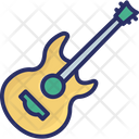 Guitar Music Music Concert Icon