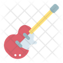 Guitar Electric Music Icon