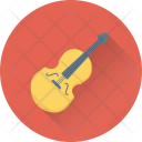 Guitar String Instrument Icon