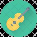 Guitar Chordophone Violin Icon