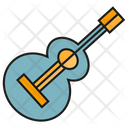 Guitar Acoustic Instrument Icon
