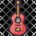 Guitar String Instrument Musical Instrument Icon