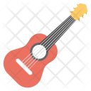 Playing Music Guitar Icon