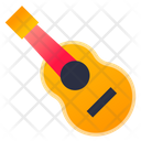 Guitar Acoustic Musical Icon