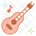 Guitar Music Flamenco Icon
