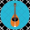 Guitar Oriental Instrument Icon