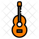 String Guitar Acoustic Icon