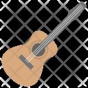 Guitar Music Jazz Icon