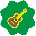 Guitar Melody Song Icon