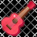 Guitar Music Instrument Citole Icon
