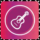 Guitar Music Sound Icon