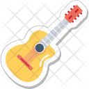 Guitar Music Concert Icon