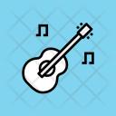 Guitar Music Musical Icon