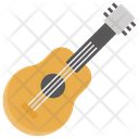 Guitar Music Instrument Strings Icon
