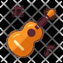 Guitar Instrument Leisure Icon