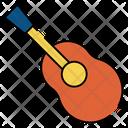 Guitar Music Equipment Music Instrument Icon