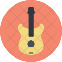 Guitar Music Song Icon