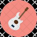 Guitar Accordian Music Icon