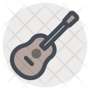 Guitar Recreation Music Icon