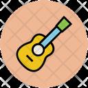 Guitar Bass Instrument Icon