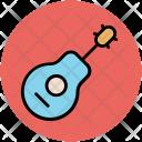 Guitar Bass Ukulele Icon