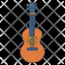 Guitar Music Instsrument Icon