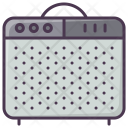 Guitar Amp Amplifier Icon