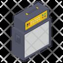 Guitar Amplifier Sound Box Audio Box Icon
