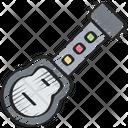 Guitar Game Controller Icon