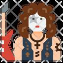 Iguitarist Guitarist Musician Icon