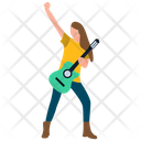 Guitarist Icon