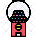 Gum Automat Food Icon