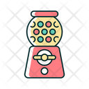 Gumball Machine Candy Icon