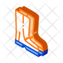 Autumn Boot Camping Icon