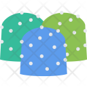 Gummy Candy Cafe Icon