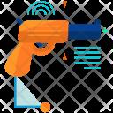 Virtual Reality Gun Icon