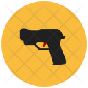 Game Gun Pistol Icon