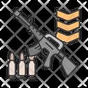 Gun Arms Crime Icon