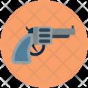 Gun Pistol Hand Icon