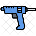 Gun Glue Hobby Icon
