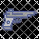 Pistol Shoot Ammuniton Icon
