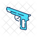 Gun Weapon Shooting Icon