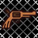 Gun Cowboy Gun Guns Icon